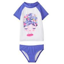 Gymboree Girl Swim Day Dream Rashguard Set Size 4 5 6 NWT UPF 50+