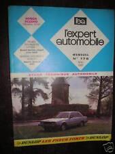 Honda ACCORD modèle 1979 : revue technique EA 176