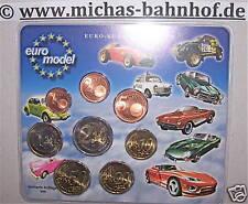KMS Werbeset Euromodell limitata 999 Stato Moneta Berlino µ