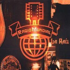 La Raiz by Radio Mundial (CD, May-2003, Palm Pictures)