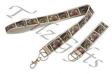 Nova Scotia Duck Tolling Retriever Matching Lanyard Keyring Key Ring Bookmark