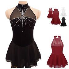 Lyrical Tap Costume,Dance Leotard,Competition,Festival.Modern Skating Dress .UK
