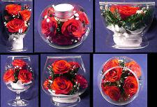 Eterno VERA ROSE ORCHIDEE FIORI secco polvere, per Valentin festa della mamma etc