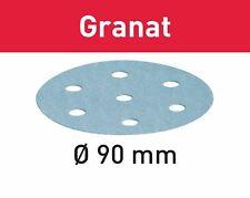 FESTOOL Schleifrolle Granat 115mm x 25m P40-P240 201103-201111 Schleifpapier