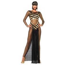Egyptian Goddess Costume Adult Halloween Fancy Dress
