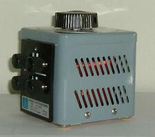 Slidac Variac Variable Transformer, Single Phase 220 / 240V input, 0.44 KVA