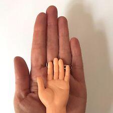 Super Tiny Hand / Foot - Joke Finger Puppet Small Finger Little Funny Trump Hand