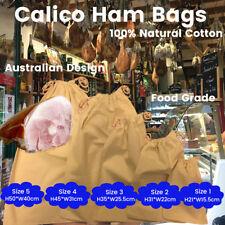 Calico Ham Bag Calico Pudding Bag Calico Bag Cotton Tote Bag Pkts: 30 , 50, 100