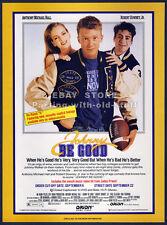 JOHNNY BE GOOD__Original 1988 Trade AD movie promo__UMA THURMAN_ROBERT DOWNEY JR