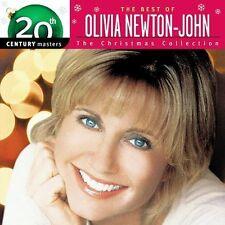 OLIVIA NEWTON-JOHN - THE CHRISTMAS COLLECTION - MINT CD