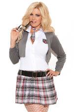 Elegant Moments plus school girl detention costume