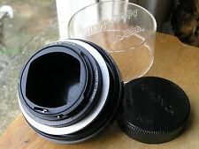 Konica AR Autoreflex Tamron Adapt-a-matic adaptamatic montaje de la lente