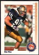 1992 Star Pics Draft Picks Football - Pick A Player