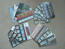Gb Présentation Packs: 1986,1987,1988,1989,Vendus Séparément,MNH,Excellent État