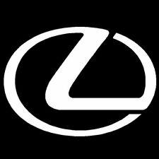 Lexus Logo Vinyl Decal Sticker Window Jdm Laptop Fast Free Shipping