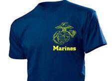 T-Shirt Usmc Insegne Eagle Globe Anchor Seals Us Army Marines Vietnam S-Xxl #4
