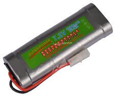 1x 7.2 V 4600 mAh Ni-Mh Batería Recargable RC Tamiya-L270