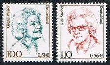 2149 + 2150 ** , BRD 2000, Frauen,  Weiser / Strobel
