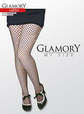 GLAMORY MESH - Netzstrumpfhose Gr. 40-62 schwarz
