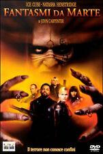 dvd film Fantasmi da Marte (2001)