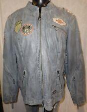 Harley Davidson Women's Firebrand Leather Jacket