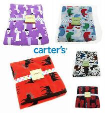 Carter's Baby Blankets 6 Designs 100 x 75cm Soft & Cute Quality Throw Fleece NEW