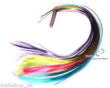 Zopf Haar Perücke Haarschmuck mit Haarnadel Herz-Perlen Geflochten Nr:1306133