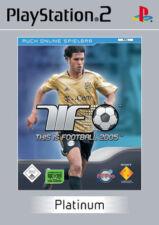 TIF 2005 - This Is Football 2005 Platinum PS2 Playstation 2
