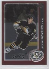 2002-03 Topps Chrome #89 Alex Kovalev Pittsburgh Penguins Hockey Card