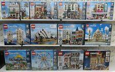 LEGO Creator Expert Sets, Modular Häuser usw. zum Auswählen - NEU ungeöffnet rar
