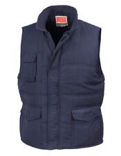 Result Weste Steppnähte Bodywarmer Waist Coat Winter S M L XL XXL 3XL 4XL NEU