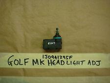 VW GOLF MK4 HEADLIGHT ADJUSTER 1J0941295F