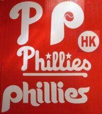 Philadelphia PHILLIES 5-PK Car Wall VINYL DECAL STICKER harry kalas poster shirt