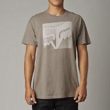 Fox Racing formulieren S/S Tee Shirt dunkelgrau