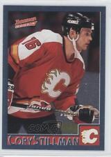 1995-96 Bowman Foil #131 Cory Stillman Calgary Flames Hockey Card