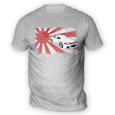 Horizonte japonés R33 Hombre Camiseta x13 colores-Regalo Japón Jdm Deriva rápido actual