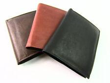 pour hommes femmes Portefeuille Cuir Véritable Porte carte de crédit