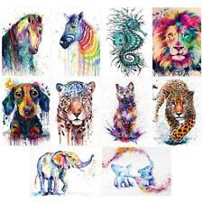 DIY Full Drill Diamond Painting Animal Cross Stitch Embroidery  Kits Home Decor