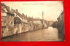 ABBEVILLE VIEILLES MAISONS SUR LA SOMME PICARDIE 1915