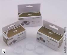 Leuchtturm Ultra Premium randlose Münzkapseln 10er-Pack zurAuswahl ohneGriffrand