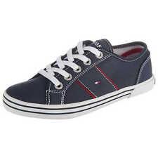 TOMMY HILFIGER Kinder Sneakers Freizeitschuhe Kinderschuhe dunkelblau Gr. 26, 35
