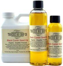 Black cumin seed oil organic (Black seed oil) 100% pure, soap making supplies.