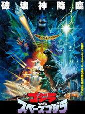 Godzilla vs SpaceGodzilla 1994 Movie Awesome Art Huge Print POSTER Affiche