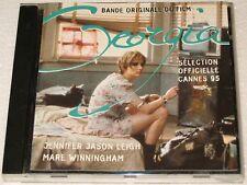 GEORGIA - CD - SOUNDTRACK - JENNIFER JASON LEIGH