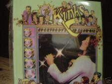 KINKS IN SHOWBIZ 4 TREMENDOUSLY RARE JAPAN OBI REPLICA HD K2 CODING CD   Box Set