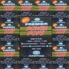Corinthian Premier Power Pops Single Football Player Figure Card - Various