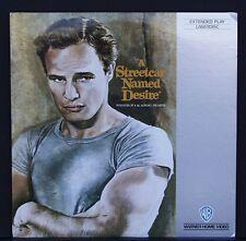 A STREETCAR NAMED DESIRE MARLON BRANDO 1951 (Laserdisc) Like New