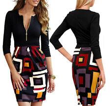 Vestito Mini Donna Autunno - Woman Autumn Fall Mini Dress 110129
