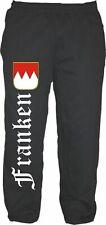 FRANKEN Jogginghose - Altdeutsch mit Wappen - M bis XXL - jogger hose sweatpants