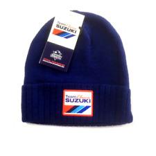 New Official Classic Suzuki Beanie Hat - 990F0C1BEA